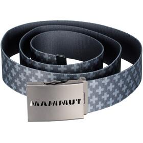 Mammut Logo Belt, titanium/granit